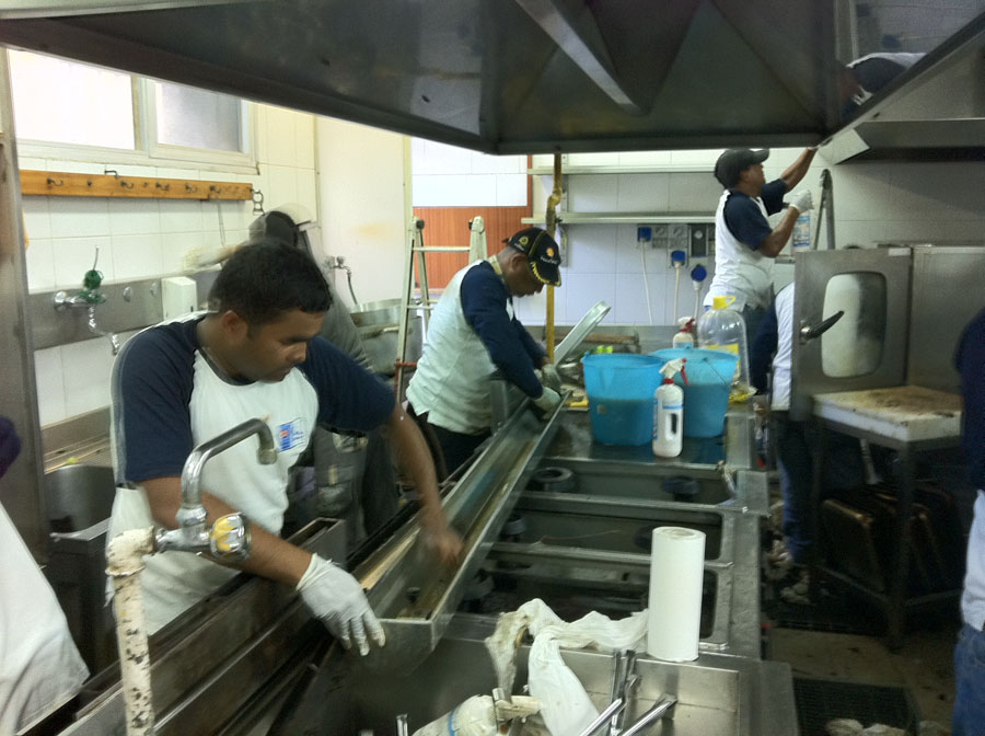 Impresa di Pulizie Roma Cucine Industriali 2