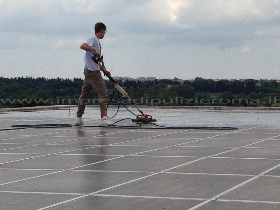 Impresa Di Pulizie Roma Lavaggio Pannelli Fotovoltaici 15