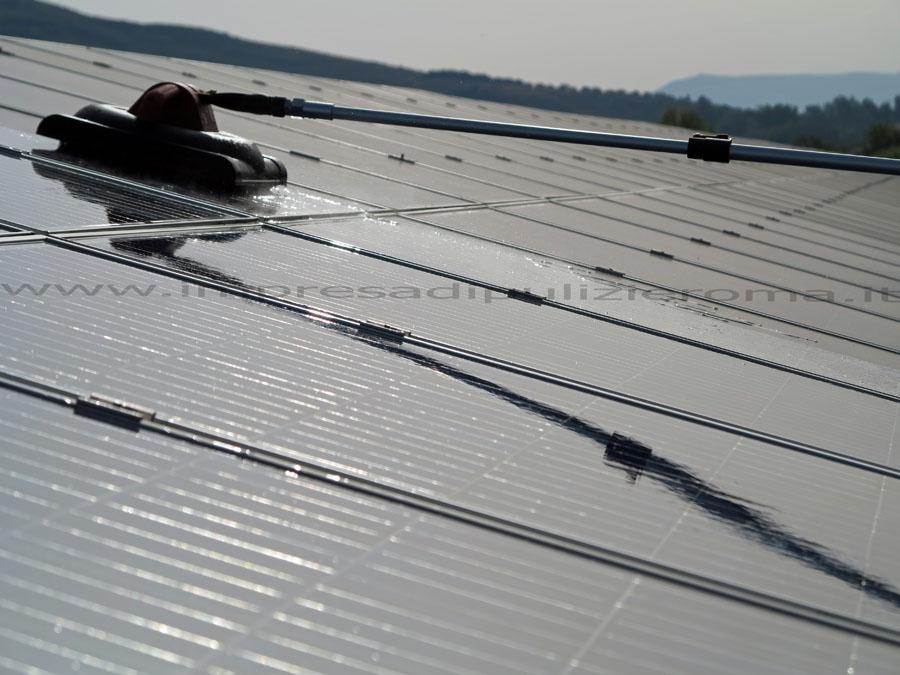 Impresa Di Pulizie Roma Lavaggio Pannelli Fotovoltaici 4