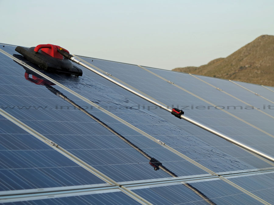 Impresa Di Pulizie Roma Lavaggio Pannelli Fotovoltaici 5