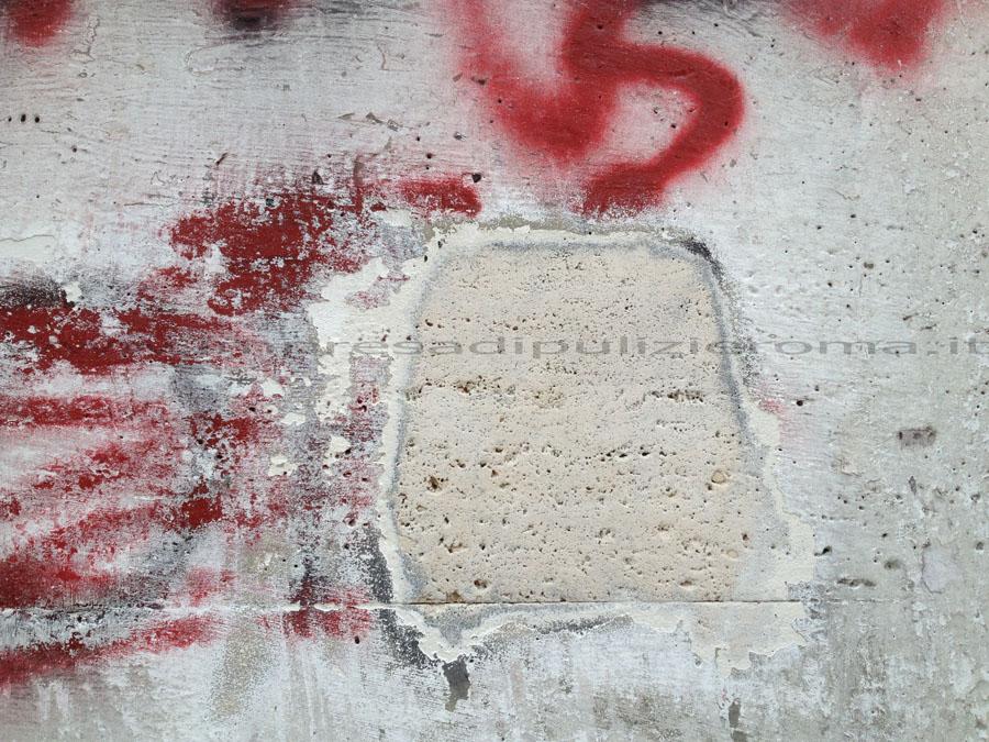 Rimozione Graffiti Roma